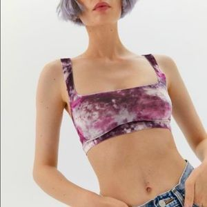 Urban Outfitters Square neck Bralette